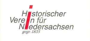 Logo Historischer Verein für Niedersachsen