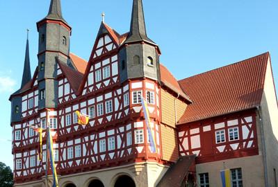 Mittelalterliches Rathaus