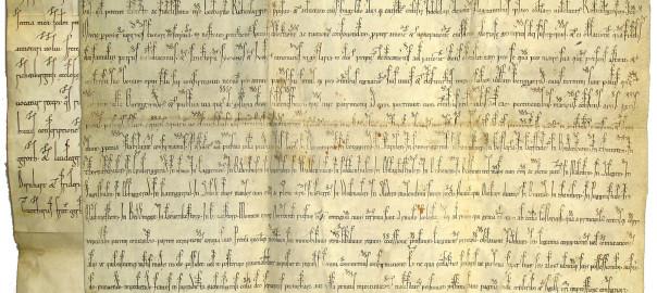 Urkundenfälschungen im Mittelalter
