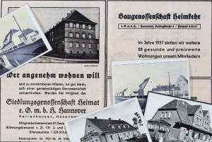 Vortrag Christian Hoffmann Wohnungsbau und Kleinsiedlung in Hannover